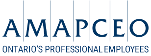 AMAPCEO - Ontario's Professional Employees /><span class=
