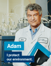 Adam - I protect our environment.