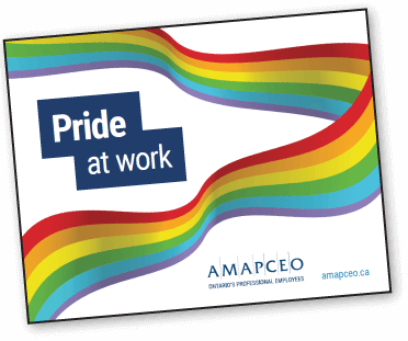 Pride at Work poster