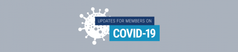 Updates for Members on COVID-19