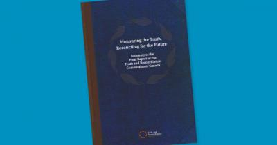 Image of Truth and Reconciliation Commission report