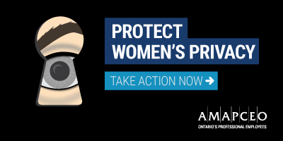 Protect Women's Privacy - #FixTheSunshineList